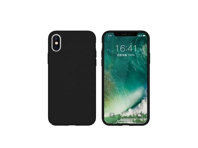 купить бу Чехол для моб. телефона 2E Huawei P Smart 2019/P Smart+ 2019, Soft feeling, Black (2E-H-PSP-19-NKSF- в Киеве