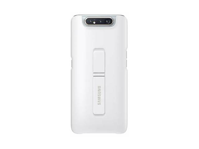 бу Чехол для моб. телефона Samsung Galaxy A80 (A805F) White Standing Cover (EF-PA805CWEGRU) в Киеве