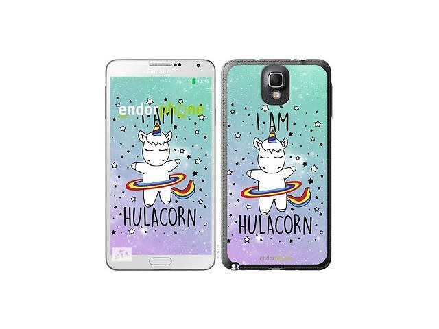 продам Чехол на Samsung Galaxy Note 3 N9000 I'm hulacorn 3976m-29 бу в Одесі