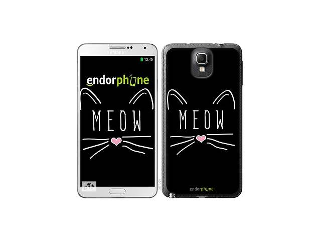 бу Чехол на Samsung Galaxy Note 3 N9000 Kitty 3677m-29 в Одессе