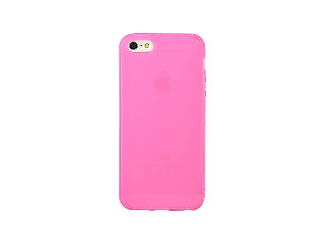 бу Чехол Silicon Case для iPhone 4G/4S Pink (00000025264) в Киеве