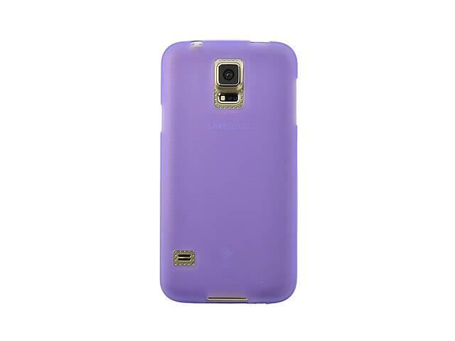 бу Чехол Silicon Case для Samsung I9300 Galaxy S3 Violet (00000023770) в Киеве