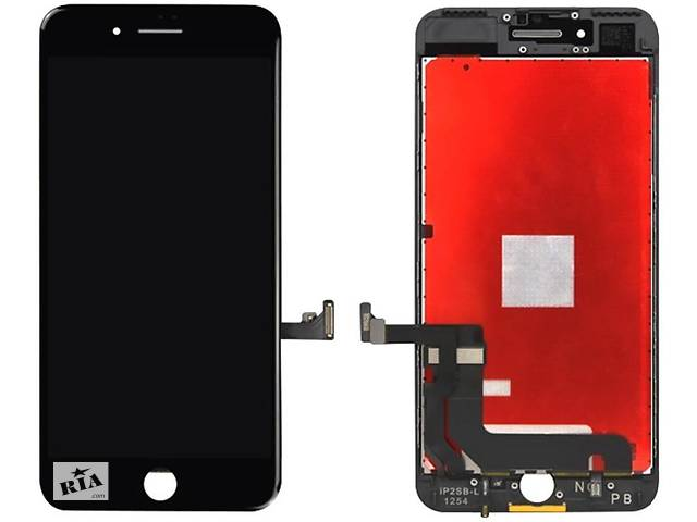 "- Дисплей LCD iPhone 7+ (5.5"") + Touchscreen Black- объявление о продаже  в Харькове"