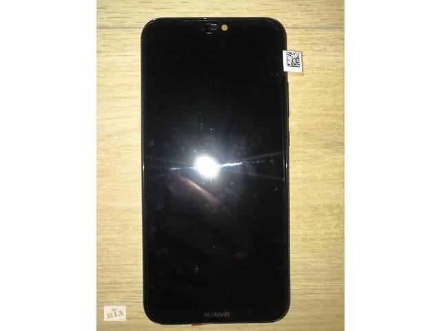 продам Дисплейный модуль, экран, дисплей для Huawei P20 Lite Black (ANE-LX1) (orig) бу в Киеве