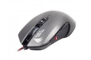 Мышь Gembird MUSG-005 Black, Grey USB