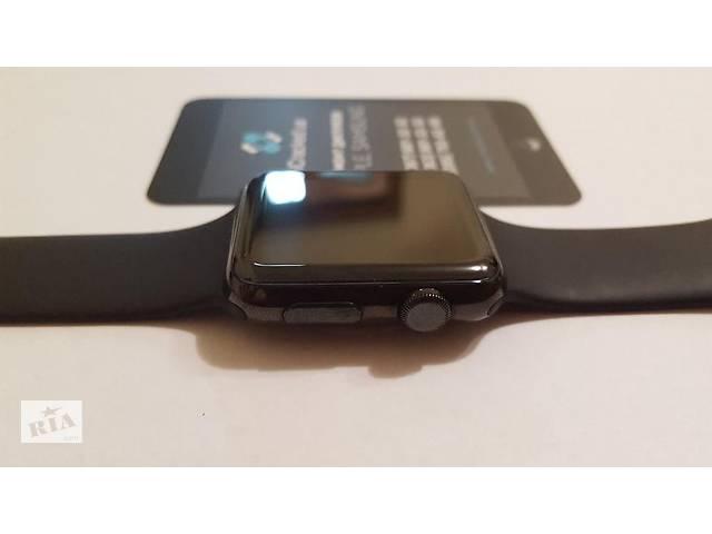Ремонт замена/переклейка тачскрина Apple Watch 38mm/42mm Series 1,2,3.- объявление о продаже   в Україні