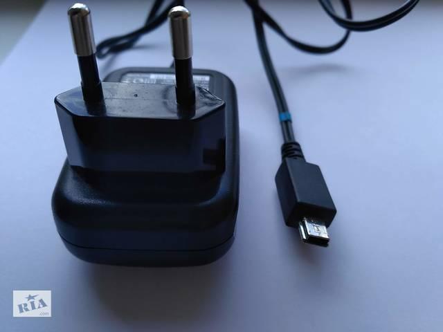 купить бу Сетевое зарядное устройство Motorola miniUSB 1.8 м в Киеве