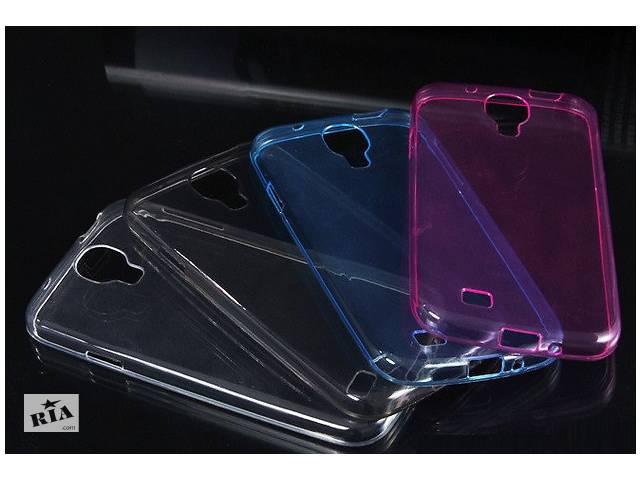 Силиконовый чехол для Samsung Galaxy S4 i9500- объявление о продаже  в Дубно