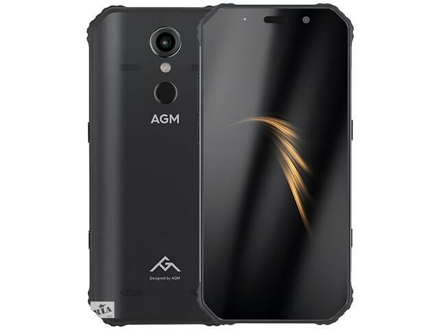 купить бу AGM A9 4/64 Gb Black в Дубно