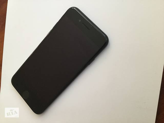 бу Apple iPhone Black 128Gb в Киеве