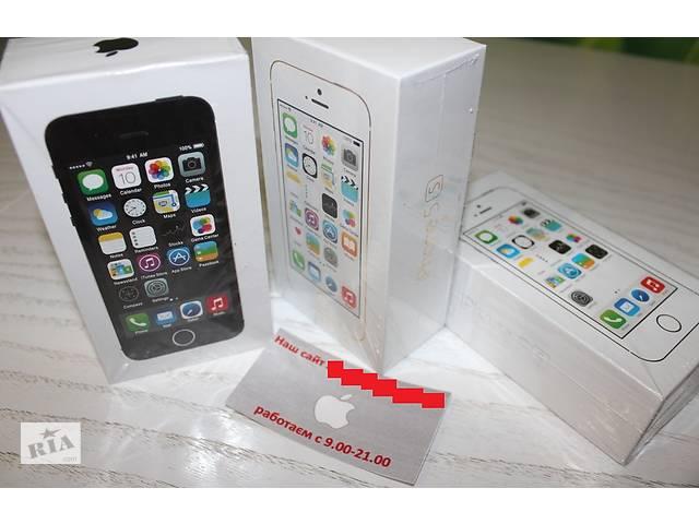 продам Apple iPhone Купить Айфон 5s 16GB Original New Neverlock all Color бу в Киеве
