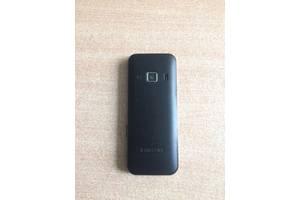 б/в Мобільні телефони, смартфони Samsung Samsung C3222 Duos Black