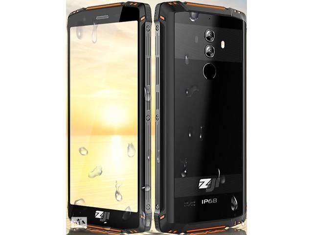 продам Homtom ZOJI Z9 2 сим,5,7 дюйма,8 ядер,64 Гб,21 Мп,5500 мА\ч.IPS\IP68 бу в Харькове