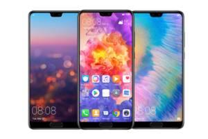 Нові Мобільні на дві СІМ-карти Huawei