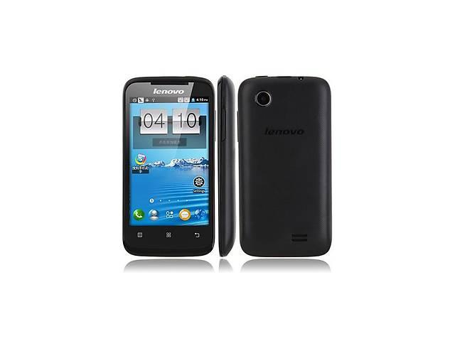 продам Lenovo a369. 2SIM 3G 4'' ROM512mB 2ядра GPS/A-GPS+прозорий бампер бу в Кропивницькому (Кіровоград)