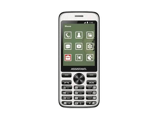 Мобильный телефон Assistant AS-204 Black (873293012797)- объявление о продаже  в Киеве