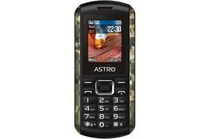 Мобильный телефон Astro A180 RX (black)