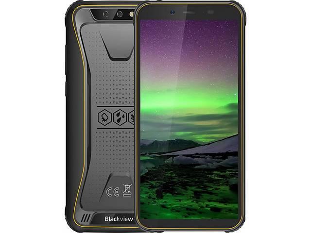Мобильный телефон Blackview BV5500 2/16GB Yellow- объявление о продаже  в Харькове