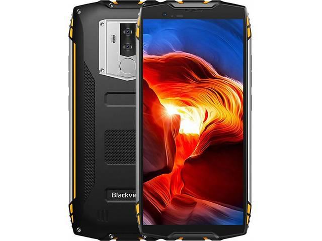 бу Мобильный телефон Blackview BV6800 Pro 4/64GB Dual Sim Yellow (6931548305453) в Харькове