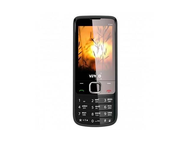 бу Мобильный телефон Verico Style F244 Black (4713095606724) в Киеве
