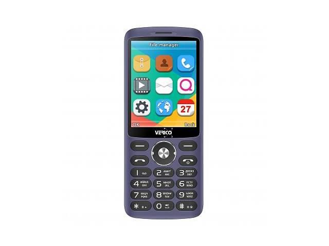 бу Мобильный телефон Verico Style S283 Blue (4713095606908) в Киеве