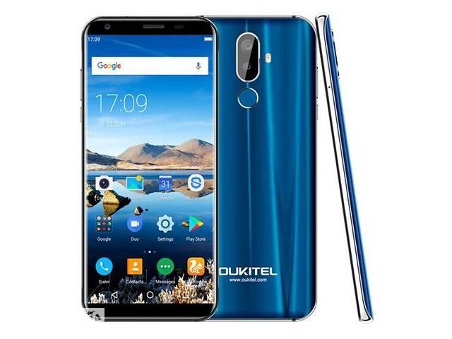 купить бу Оригинал ( не копия! ) смартфон 5.7 Oukitel K5  android 7.0 экран 18:9 батарея 4000 мАч 2/16ГБ в Кривому Розі (Дніпропетровській обл.)