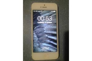 б/в Іміджеві мобільні телефони Apple Apple iPhone 5