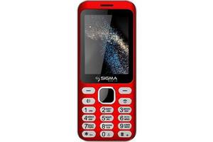 Sigma mobile X-style 33 Steel Red (Код товара:4251)