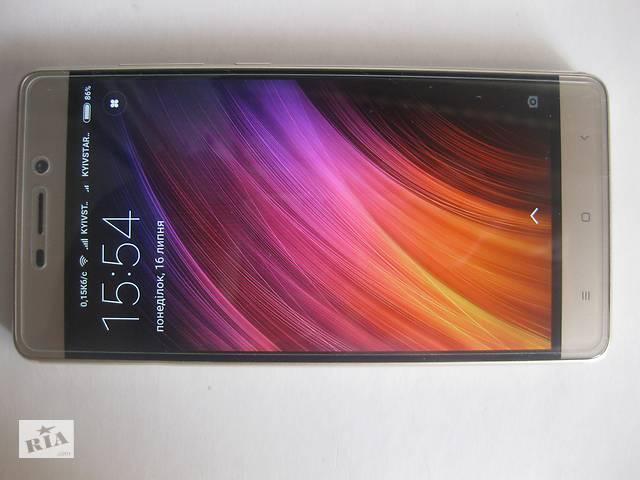 купить бу Xiaomi Redmi 4, 2/16Gb; Ядер 8 \ ОЗУ 2ГБ \ Екран 5.0\ Батарея 4000мАч. в Києві