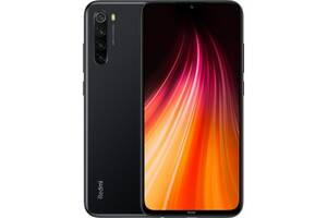 Xiaomi Redmi Note 8 4/64GB Space Black Global (Код товара:10109)