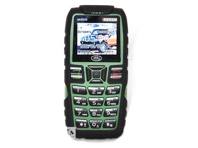 бу Мобильный телефон Land Rover AK8000 с мощной батареей 5000 mAh в Киеве