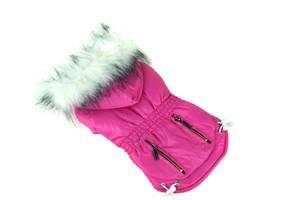 Модная курточка для собак