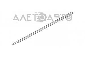 Молдинг дверь-стекло центральный перед лев Kia Forte 4d 14-18 черн 82210-A7000 разборка Алето Авто запчасти Киа Форте
