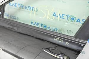 Молдинг дверь-стекло центральный перед лев Kia Optima 11-15 мат 82210-2T000 разборка Алето Авто запчасти Киа Оптима