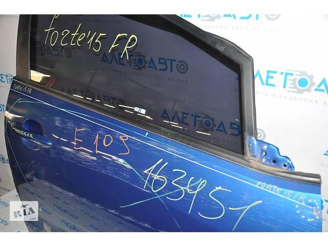 Молдинг дверь-стекло центральный перед прав Kia Forte 4d 14-18 черн 82220-A7000 разборка Алето Авто запчасти Киа Форте- объявление о продаже  в Киеве