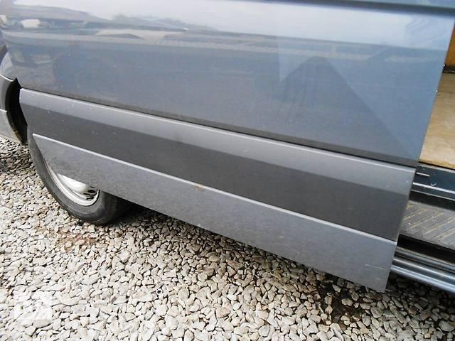 бу Молдинг двери сдвижной, молдінг на двері Mercedes Sprinter 906, 903 (215, 313, 315, 415, 218, 318, 418, 518) 1996-2012 в Ровно
