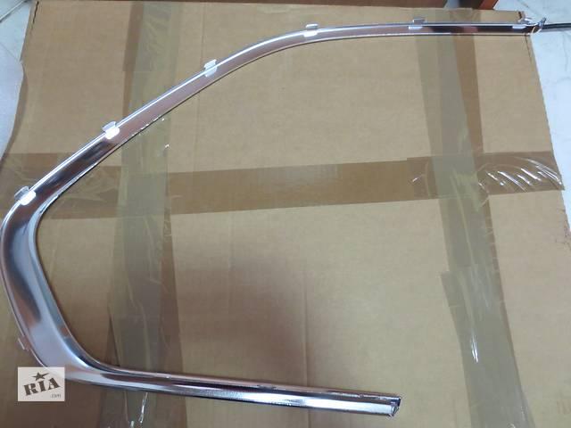продам Молдинги боковых задних стекол хром для BMW X5 (E70) бу в Одессе