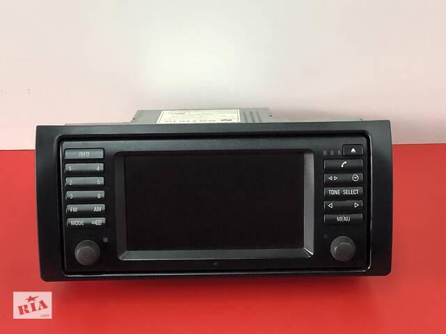 купить бу Монитор 16: 9 BMW X5 E53 E39 монитор БМВ Х5 Е53 Е39 Разборка Разборка в Ровно