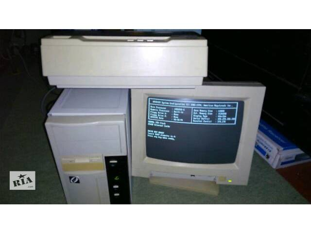 монитор принтер компьютер- объявление о продаже  в Киеве