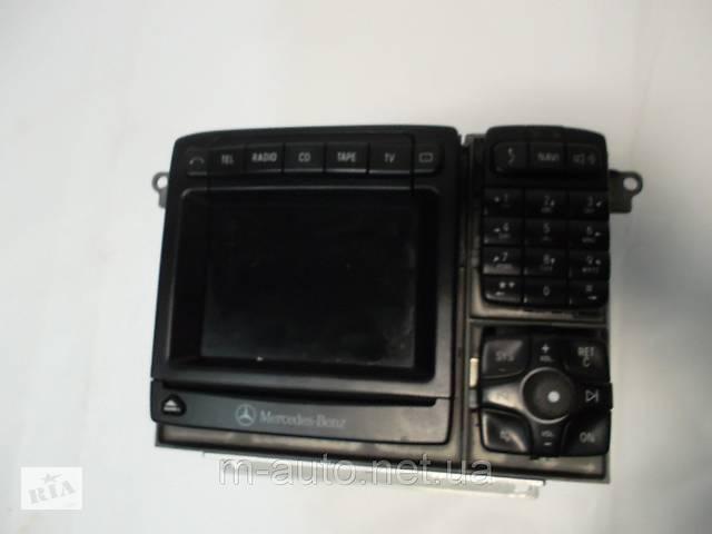 продам Монитор Телевизор  Mercedes W220 1999-2003 бу в Луцке