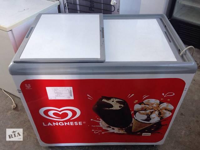 купить бу Морозильний лар 300 літрів aht в Чугуєві