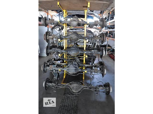 бу Мост ведущий задний редуктор Mercedes Sprinter W 906 Volkswagen Crafter 46:11, 48:11, 51:13 в Ровно
