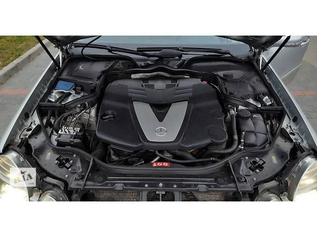 бу Мотор 3,0 V6 OM642 w211 w219 w221 w212 splinter Б/у двигун для легкового авто Mercedes E-Class в Львове