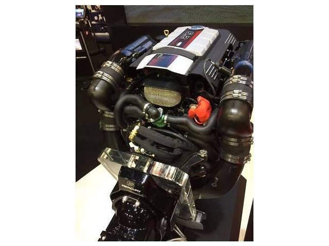 купить бу Мотор лодочный Mercruiser 6.2L V8 с навесным оборудованием новый в Днепре (Днепропетровск)