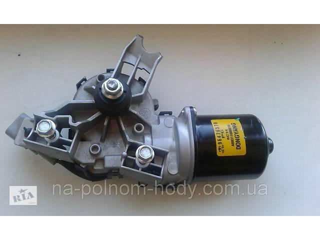 купить бу Мотор стеклоочистителя Авео 3 Т250 GM Корея Отбитое крепление. в Запорожье