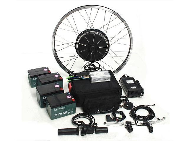 продам Мотор колеса для велосипеда, передние, задние, разной мощности и размера бу в Одессе