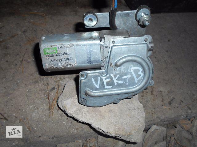 бу моторчик стеклоочистителя для универсала Opel Vectra B, 1998, 90504985 в Львове