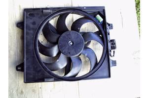 б/у Моторчики вентилятора радиатора Fiat Doblo