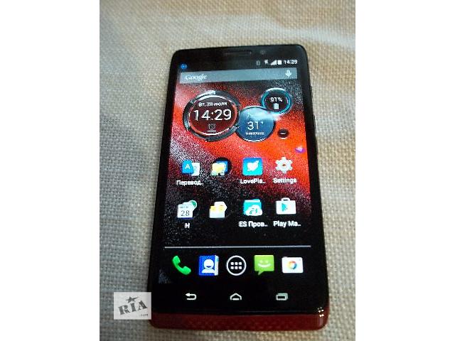 купить бу Motorola Droid Maxx XT1080M в Николаеве