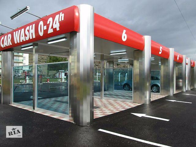 Мойка самообслуживания Mix, Adriateh, Foam Jetwash ! Строительство под ключ !- объявление о продаже   в Украине